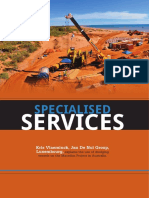 World Pipelines Dec 14 - Specialised Services in Australia