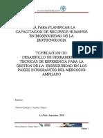 Guia de Capacitacion en Bioseguridad