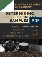 (Chem..Caffeine)