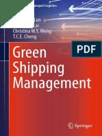 Green Shipping Management