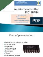 Lecture Microcontroller Jbilou