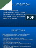 Civil Litigation(1)