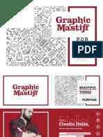 Claudiu Dulau - Graphic Mastiff Portfolio 2017