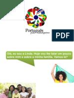 Português para estrangeiros - Lição 03 - Família