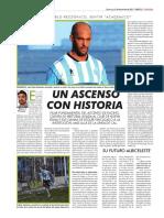 Entrevista a Juan Pablo Rezzónico en el diario PERFIL