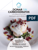 Cocinar Sin Carbohidratos - Carlos Abehsera y Ana Román