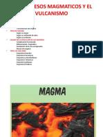 Los Procesos Magmaticos y El Vulcanismo
