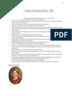 Julius Caesar Summary Class 10th - Copy