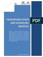 Tarnsportation and Handling Manual