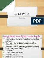 KEPALA CEDERA