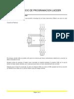 Ejercicio Programacion Ladder 1
