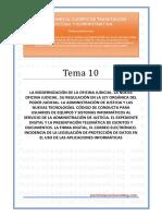 _Tema 10T - Modernización Oficina Judicial