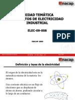 Elec-09-008 Conceptos de Electricidad Industrial