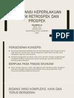 Akuntansi Keperilakuan Dalam Retrospek Dan Prospek