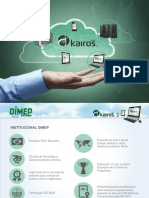 Apresentação Do Software de Gestão de Ponto Kairos - Dimep