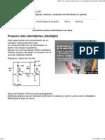 Proyectos Con Leds_ Intermitente (Flashing)