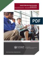 Maestria Psicologia Semipresencial