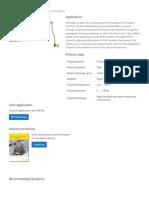 Headbox - Process Pressure Measurement _ VEGA