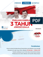Laporan Survey Periodik Litbang Kompas [3 Th Jokowi Jk] Smallfile K_2b