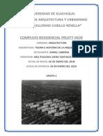 Complejo Residencial Pruitt-Igoe