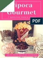 -Livro Pipoca Gourmet