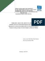 Aprendizaje Significativo y Teoria Del Cargo y Del Abono (Definitivo)