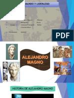 Alejandro Magno Presentacion a Exponer