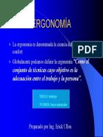 Ergonomia Charla Erick 2