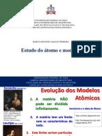 Estudo Do Átomo e Modelos