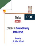 Chapter 09 Statics