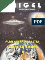 Ufo´s, Revista Esotérica, Plan Extraterrestre sobre la Tierra.pdf