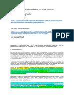 La Formalidad y La Solemnidad en los actos jurídicos.docx