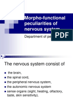Semeiology of Nervous System