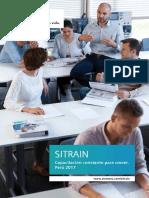 Sitrain Brochure 2017