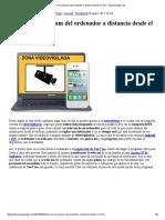 Cómo Ver La Webcam Del Ordenador a Distancia Desde El Móvil - Tuexpertoapps