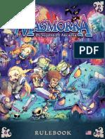 Masmorra Rulebook
