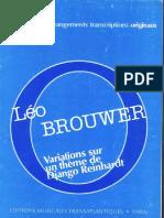 brouwer, leo - variations sur un theme de django reinhardt (guitar).pdf