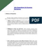 effectsofpublicexpenditureoneconomyproductiondistribution-121228041838-phpapp02