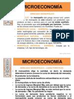 2 1 Microeconomia Mercado Monopólico