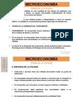 2 3 Microeconomia Teoría de La Utilidad