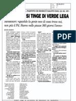 La Padania del 3 settembre 2010