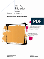 Catharine MacKinnon - Feminismo inmodificado.pdf