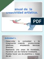 Manual de Creatividad Artística