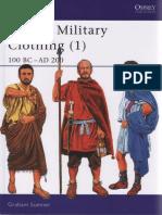 Osprey - Men at Arms 390 - Roman Military Clothing (1) 100 Bc-Ad 200.pdf