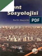 Hüseyin Bal - Kent Sosyolojisi