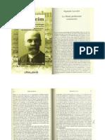 Durkheim Moral Profesional