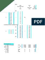 Analisis Matricial Excel Ejercicio Resuelto