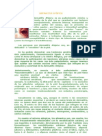 19 Dermatitis