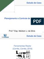 Slides Estudo de Caso - PCP