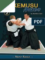 Takemusu Aikido. Morihiro Saito 02